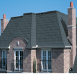 painted panel roofing