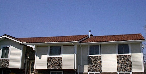 Stone Coated Metal Roof slicker
