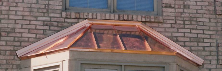 Timberline Copper Works Copper Roofing